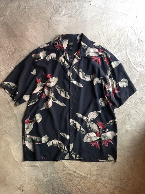 Silk Hawaiian Shirt