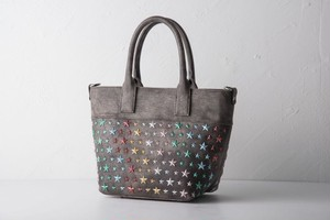 confuse(コンフューズ)BAG DARKGREY Starstuds