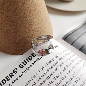 《送料無料・silver925》warp ring【806210A115】
