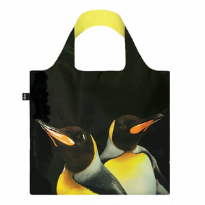 LOQIエコバッグ(King Penguins NATIONAL GEOGRAPHIC)