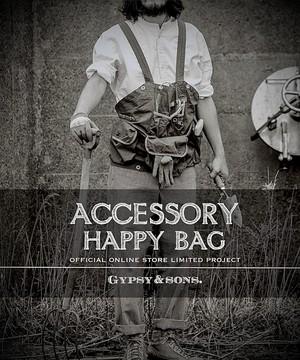 ACCESSORY HAPPY BAG <アクセサリー> GS2021BA