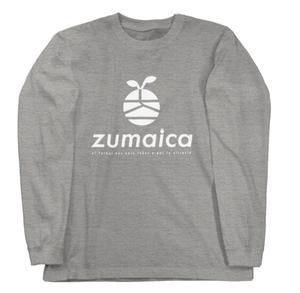 zumaica ロンT Gray 【長袖Tシャツ】