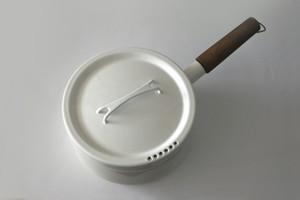 vintage ARABIA (FINEL) enamel stewpan / ヴィンテージ アラビア (フィネル) ホーロー 片手鍋