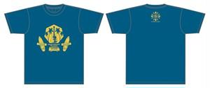 アコギな商売TOUR2020 オリジナルTシャツ≪LOVE&MUSIC≫Indigo