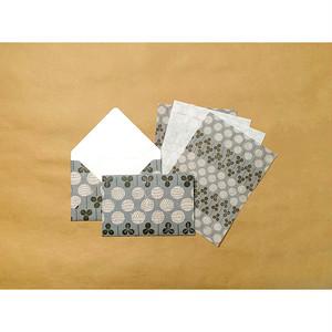 洋封筒 便箋セット/白詰草(シロツメグサ )
