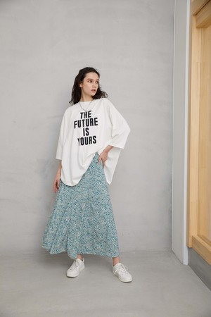 219157 THE FUTURE YOURS Tシャツ