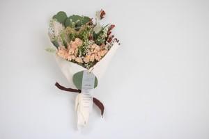 花とお家じかん ユーカリポポラスとスターチス 5
