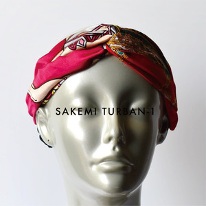 SAKEMI TURBAN / No,10102-1