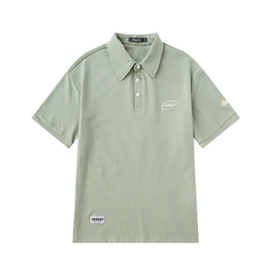 Front button polo shirts LD0699