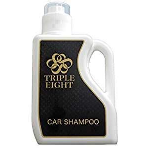 【送料無料】【洗車】【TRIPLE EIGHT】【トリプルエイト】CAR SHAMPOO1.2ℓ(クロス付き)
