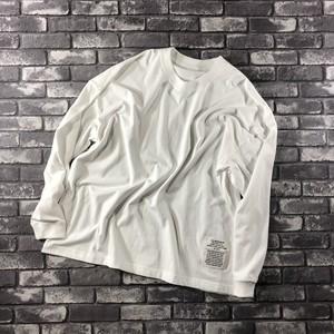 "unverge Original Pack L/S Tshirt ""White"""