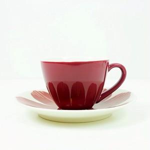 ブルーム チョコレートコスモス カップ&ソーサー