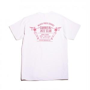 SURREAL シュルリアル Tシャツ DUSTIIN WHT M