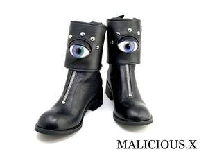 【受注生産】eye boots