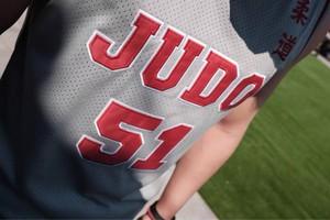 PLUMAGE  「JUDO」バスケットシャツ