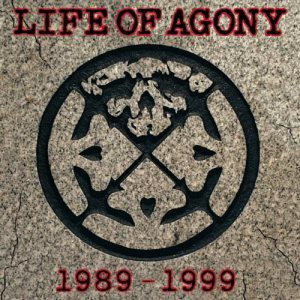 【USED】LIFE OF AGONY / 1989-1999