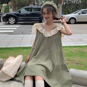 【送料無料】フリルティアードワンピ♡ワンピース ふわかわ デート 女子力アップ 女子会 フリル 可愛い