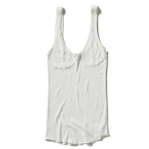 【FILL THE BILL】《WOMENS》MEUTHUSHI JACGUARD CAMISOLE - WHITE