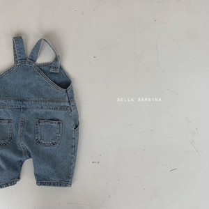 =sold out=suspender-pants【baby】〈bella bambina〉