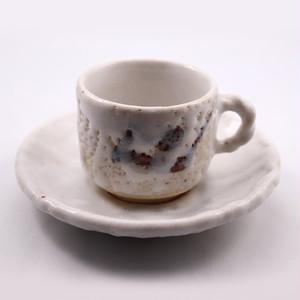 志野 コーヒーカップ  Shino Coffee Cup