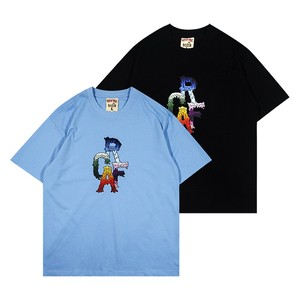 【GRAF】メルトダウンロゴTシャツ