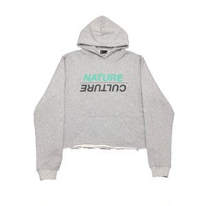 P.A.M NATURE/CULTURE HOODED SWEAT