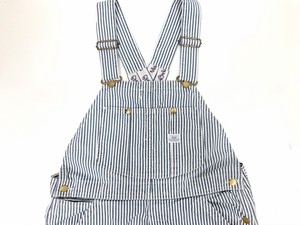 【Chah Chah × Lee】2way Oversized Overalls