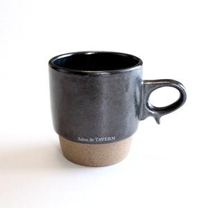 aiyu x Salon de TAVERN KIRITORU Mug -Black