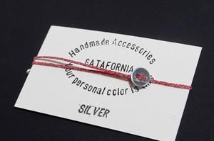 GATAFORNIA ブレスレット PINK/GRAY