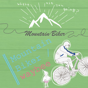 "LIMITED SINGLE 2ND ""Mountain Biker"""