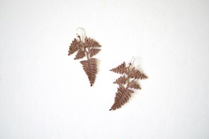 shida 02 / brown /pierce