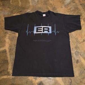 90s Print T-shirt / USA