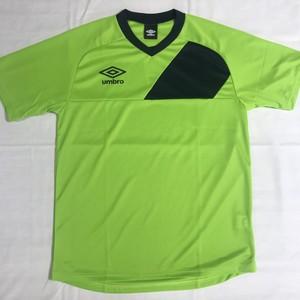 ジュニアユース練習用シャツ 緑