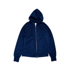 ANATOMICA ZIP-UP SWEAT PARKA