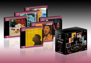 【ESOTERIC SACDソフト】6 QUEENS of JAZZ VOCAL