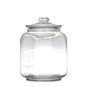 ガラス クッキージャー 3L 米びつ フードジャー 保存容器 < DALTON ダルトン >