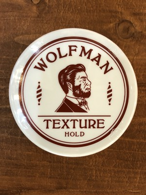 【WOLFMAN × GLAD HAND】TEXTURE HOLD