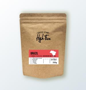 珈琲豆200g/ブラジル【トミオフクダ】ブルボン・ナチュラル