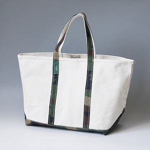 【再入荷】L.L.Bean Boat & Tote Bag, Open Top Large Green Camouflage LLビーン オープントートバッグ ラージ 迷彩柄