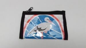 ベトナム飼料袋を使ったキーケース