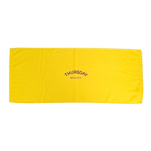 THURSDAY - ARCH TOWEL (Yellow)