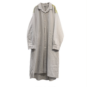 Long-Shirts (light grey/inbi green)