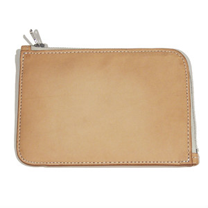 niuhans / Calf Leather A6 size[natural]