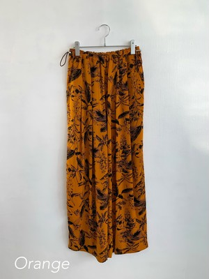 EARIH  FERN WIDE PANTS