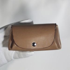 ジャバラウォレットミニ ベージュ(アコーディオン財布・コインケース付きミニ財布)