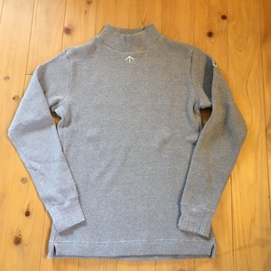 """Nigel Cabourn """"HIGH NECK JERSEY-SOLID"""""""
