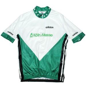 『adidas』 90s vintage cycling shirt