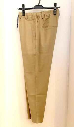 【再入荷!】Rayon & Linen Pants Beige