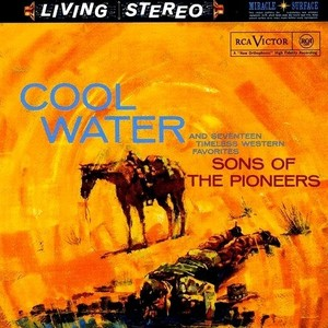 CD 「COOL WATER  /  THE SONS OF THE PIONEERS」