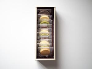 光秀の愛した焼き菓子(クッキー)